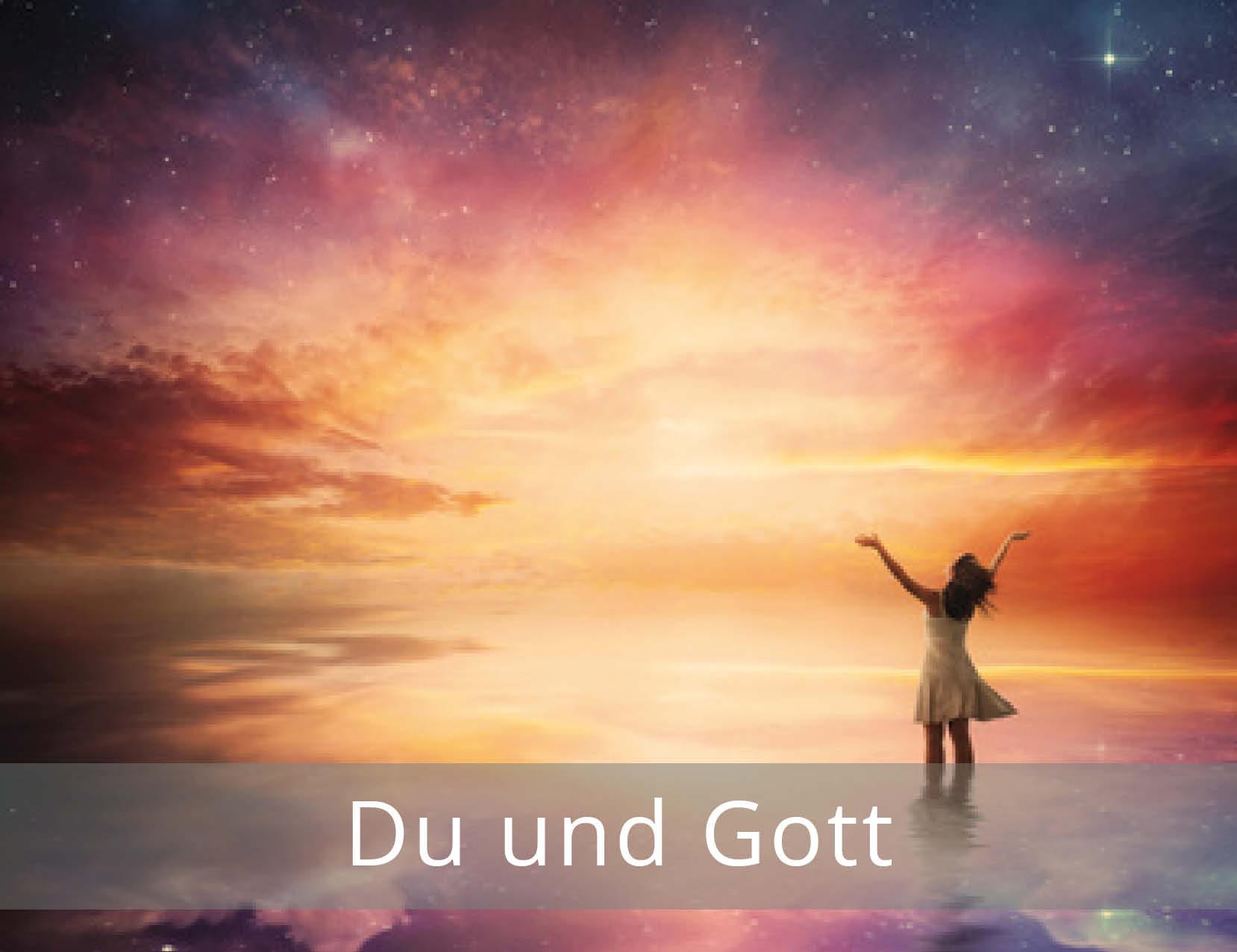 thetahealing-Gott