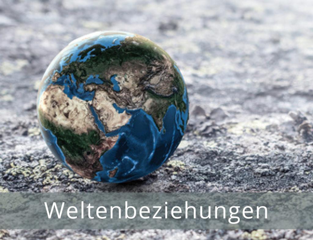 ThetaHealing Weltenbeziehungen
